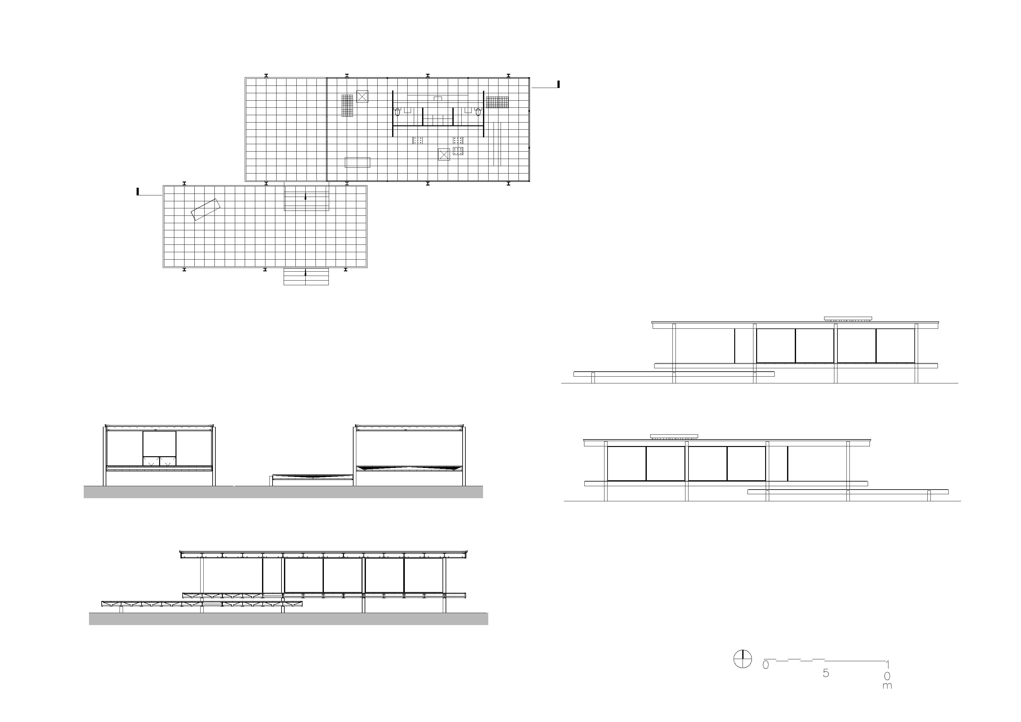 Anecdotes sur la maison farnsworth de mies van der rohe 432studio - Difference entre villa et maison ...